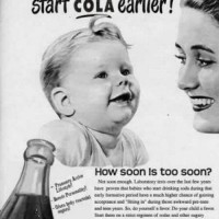 Baby Cola Ad