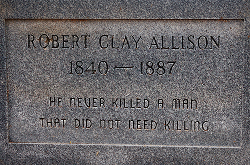 The 7 Most Badass Tombstones Ever