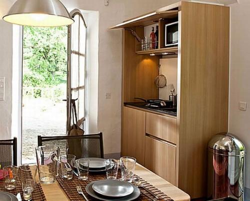 cuisine k1 the compact kitchen funcage. Black Bedroom Furniture Sets. Home Design Ideas