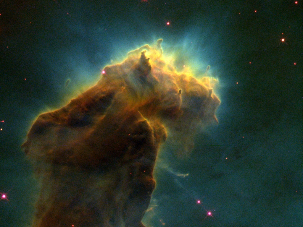 pillars of creation located in the eagle nebula 16 photos funcage