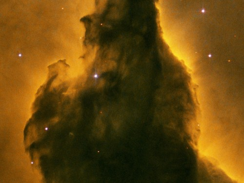 Pillars of Creation located in the Eagle Nebula (16 Photos ...
