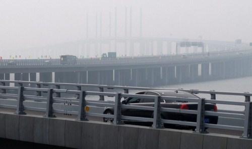 The Longest Sea Bridge In The World 13 Photos Funcage