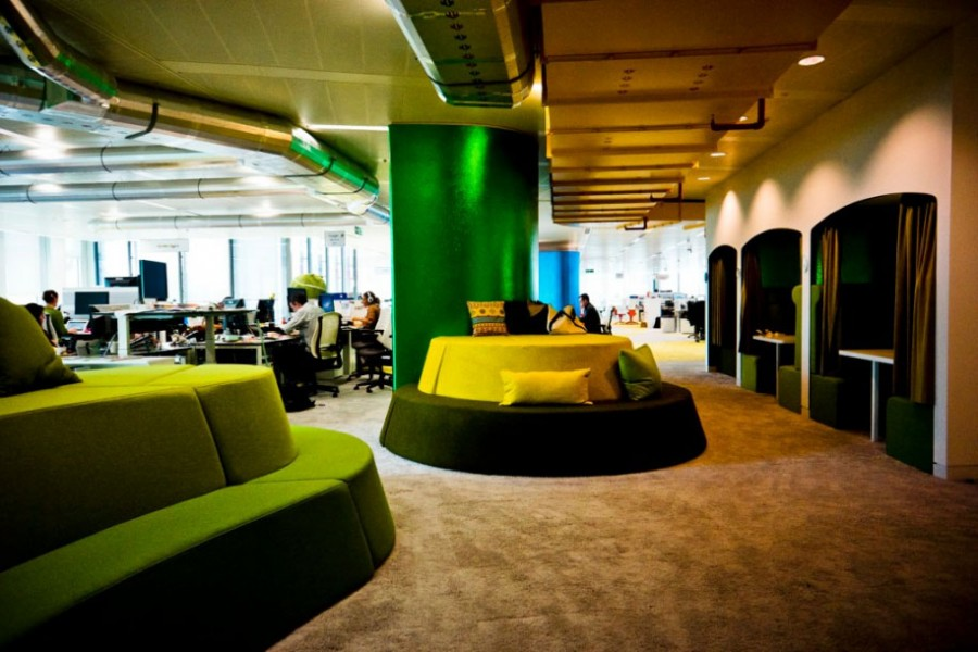 70s Style Google Office In London 010 Funcage