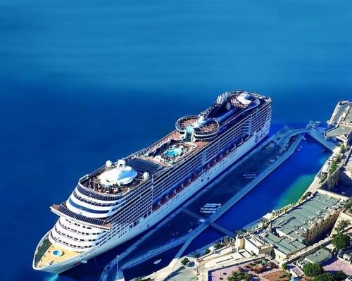 Worlds Biggest Cruise Ships Photos FunCage - Biggest cruise ships