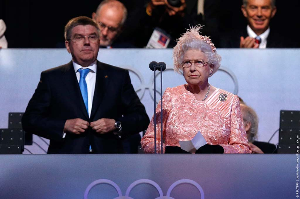 Craze Of XXX Olympic Games 2012 (34 Photos) DOSB President Thomas Bach ...