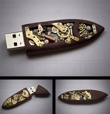 Amazing Designs Of Flash Drives 002 FunCage
