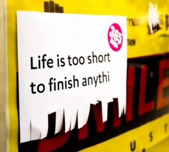 Life Is Too Short Quotes And Sayings: 12 Life Is Too Short Quotes