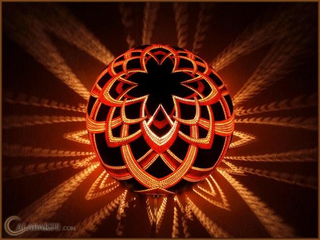 amazing lighting through pumpkins 005 funcagefuncage amazing lighting