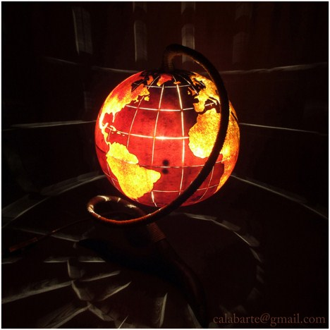amazing lighting. Using Drills And Cutters He Covers Gourd With Intricate Patterns By Making Them Their Original Fixtures, Creating A Dark Amazing Lighting Effects.