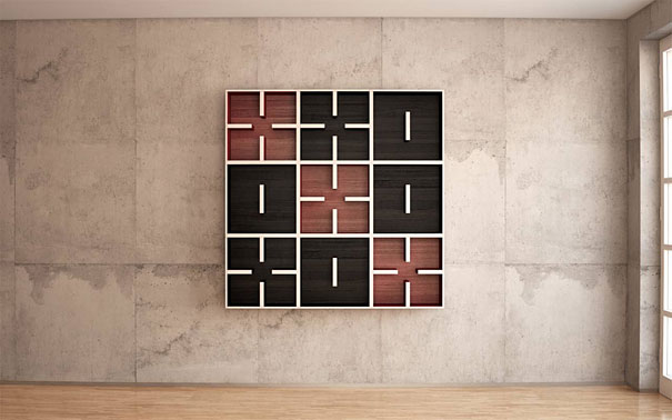 Book Shelf Design 33 creative bookshelf designs - funcage