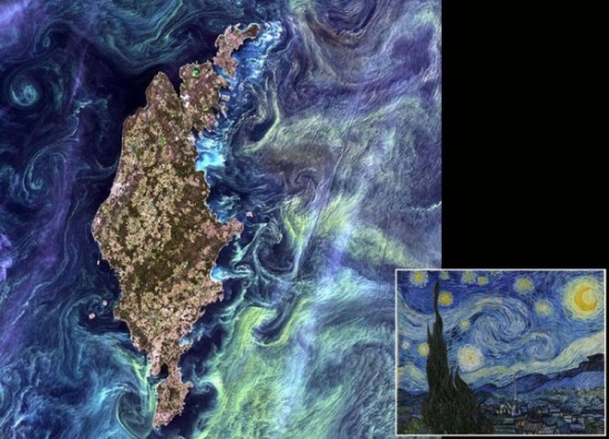 Best Earth Satellite Photos As Art FunCage - Best satellite images