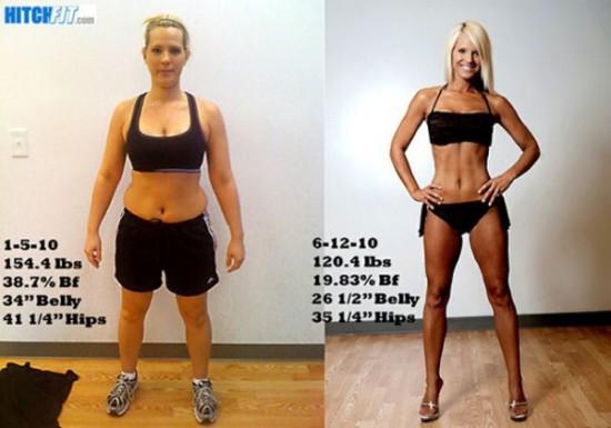 Amazing Body Transformations (33 Photos) - FunCage