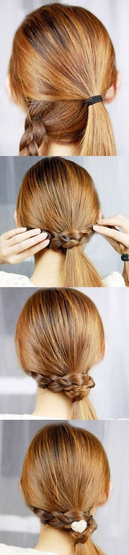beautiful long hairstyles : Displaying 14> Images For - Beautiful Easy Hairstyles...