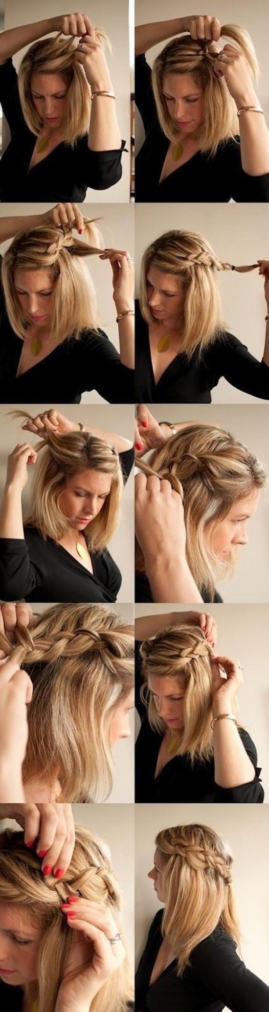 Hairstyles You Can Do : Creative Hairstyles That You Can Easily Do at Home (27 Photos ...