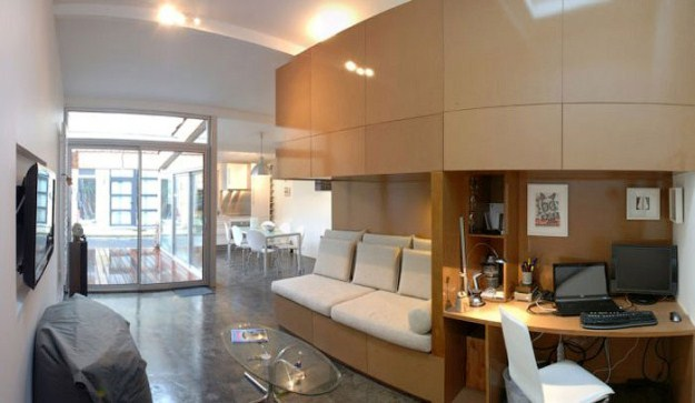 Garage Converted Into An Apartment 9 Photos Funcage