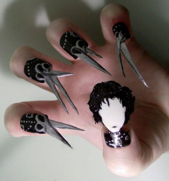 Creative Nail Designs (16 Photos) - FunCage