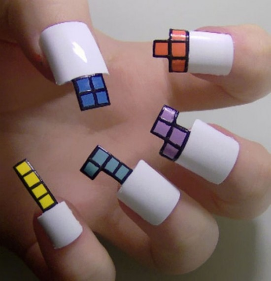 Here-Comes-the-Pop-Culture-Nails-002 - Creative Nail Designs (16 Photos) - FunCage