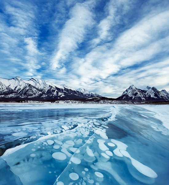 Incredible-ice-bubbles-in-Lake-Abraham-007