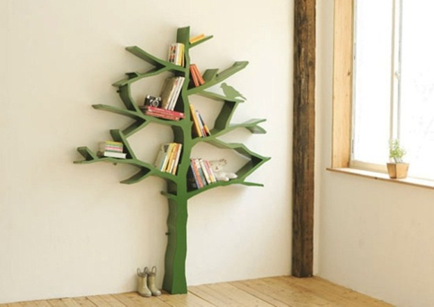 Creative Shelf 15 creative shelf designs for your home - funcage