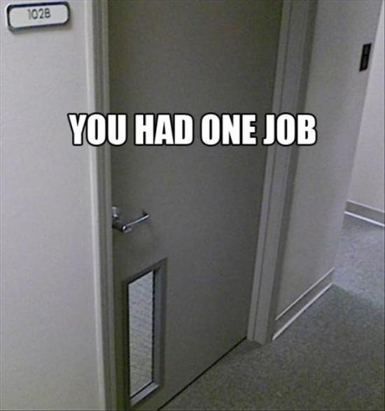 You Had One Job! (50 Photos)