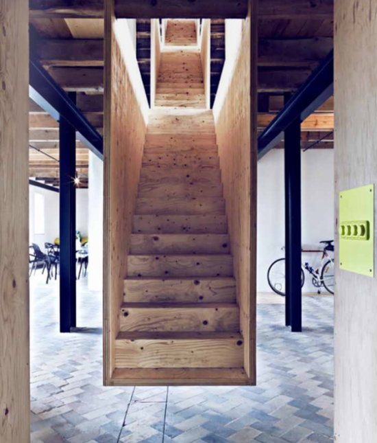 20 Unusual Interior Decorating Ideas For Wooden Stairs: 18 Innovative Staircase Designs