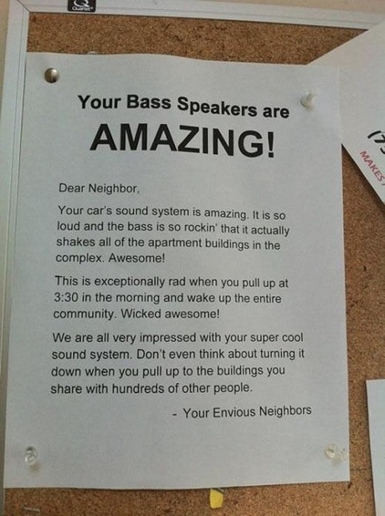 36 Annoying and Funny Neighbors - FunCage