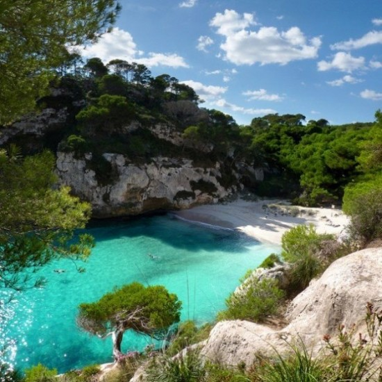 12 Beautiful Clear Water Beaches And Lakes Funcage