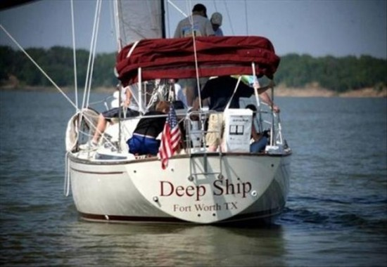 22 Creatively Funny Boat Names Funcage