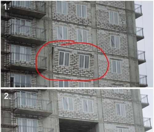 48 construction disasters funcage for Architecture fail