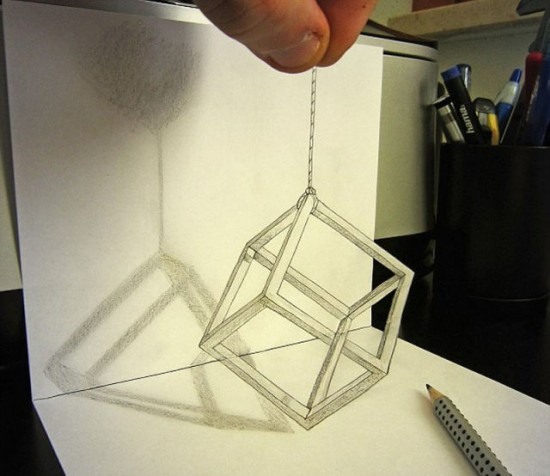Awesome 3D Drawings (14 Photos) - FunCage