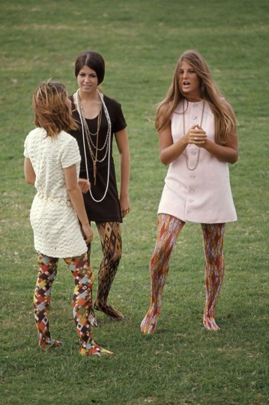 Fashion in '60s and '70s (15 Photos) - FunCage