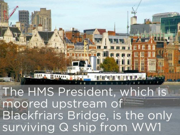 Interesting facts about the river thames 017