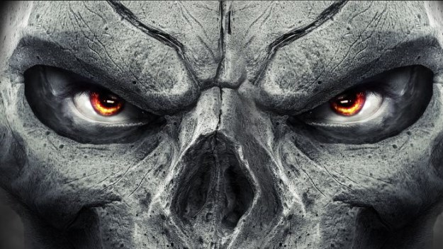 Death Darksiders Mask Nice-Video-Gaming-Art-...