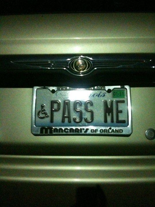 Funny License Plates 25 Photos Funcage