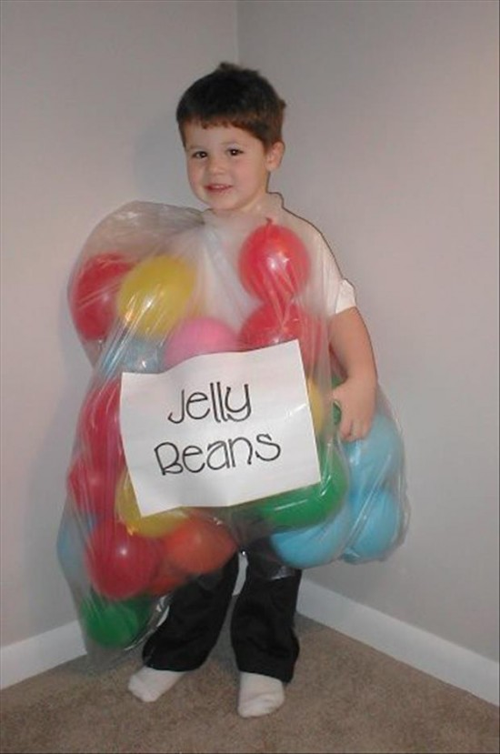 Jelly Kid Costume