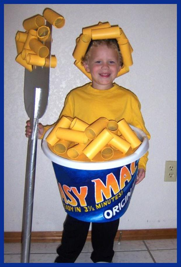 Homemade halloween costumes for kids 011 funcage for Easy homemade costume ideas for kids