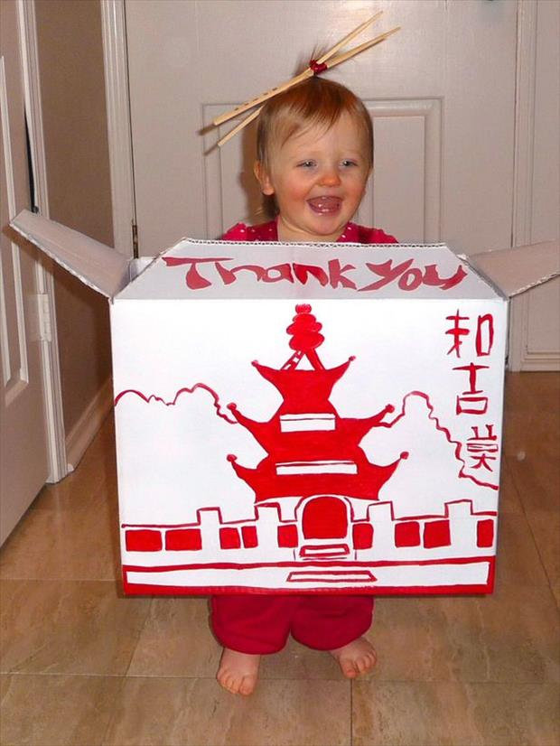 Funny Halloween Costumes For Kids Homemade