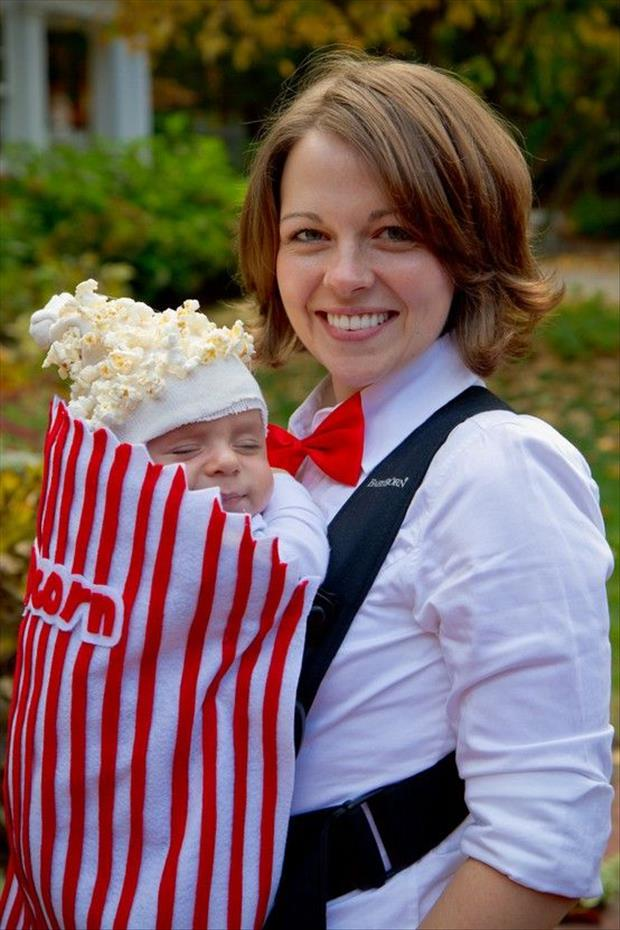 Homemade Halloween Costumes For Kids 015 Funcage