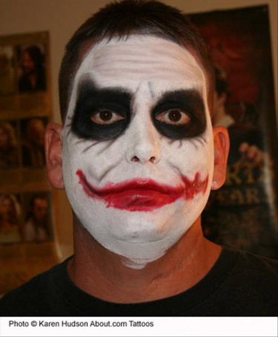 The Best Of Halloween Face Painting (34 Photos)  FunCage - Best Halloween Faces
