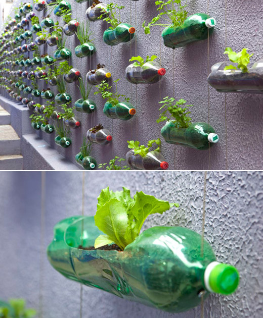 8 things to do with empty plastic bottles funcage for What to do with empty plastic bottles