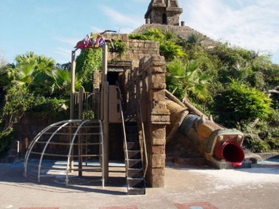 Amazing Playgrounds For Childrens 22 Photos Funcage