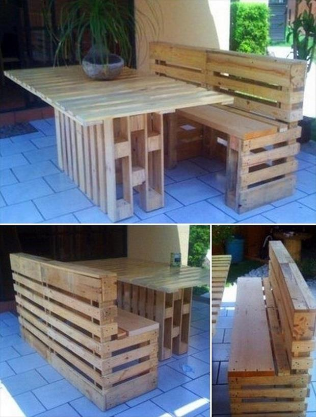 Amazing uses for old pallets 037 funcage for Uses for used pallets