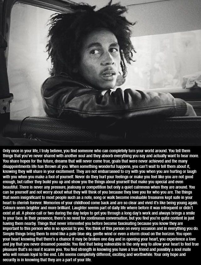 Bob Marley Quotes About Friendship Entrancing Top 120 Most Inspiring Bob Marley Quotesquotesurf