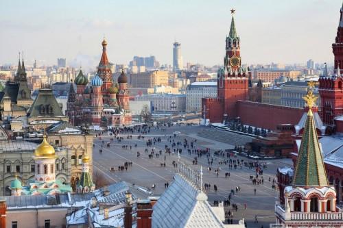 Hotel Moskwa St Petersburg