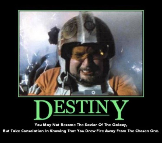 May The 4th Be With You Reddit: 30 Funny Demotivational Posters
