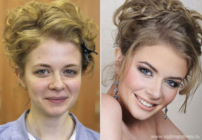 Russian-Girls-Before-and-After-Makeup-001 - FunCage