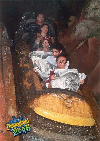 Funny Disneyland Splash Mountain Photos - FunCage