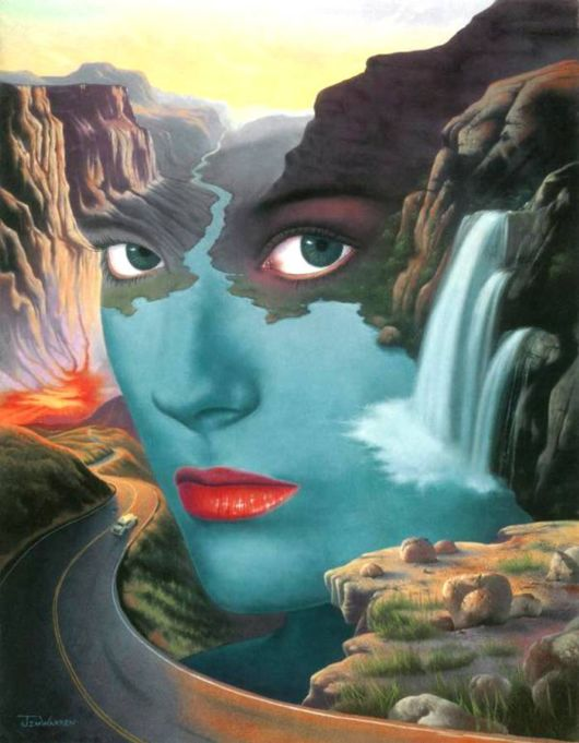 unbelievable surreal paintings 24 photos funcage