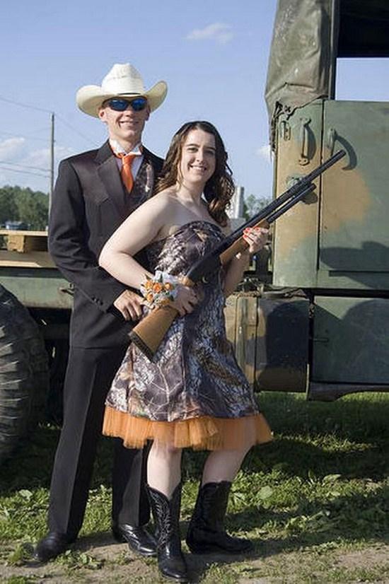 Hillbilly Wedding Dress 79 Fabulous Funny and Creative Prom