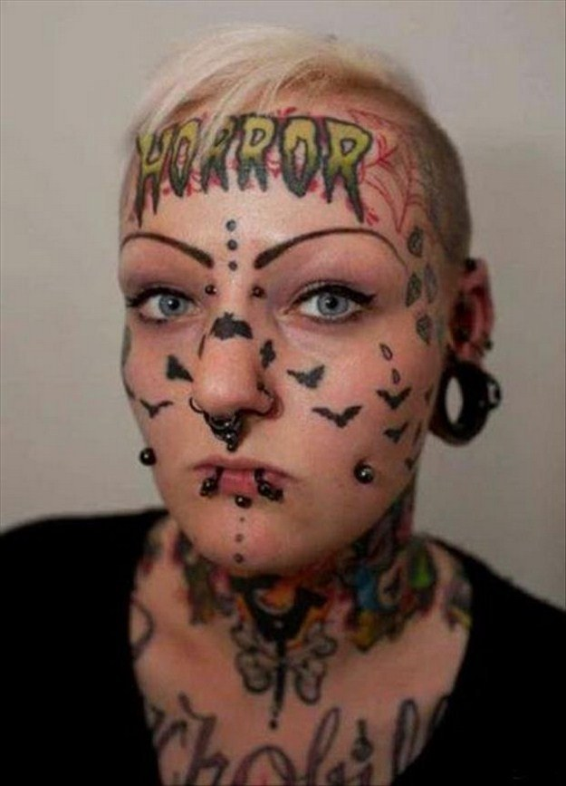 Crazy Tattoos In Weird Places People-with-crazy-tattoo-004